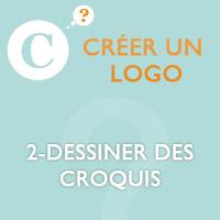 Créer un logo : 2-Dessiner des croquis | Vidéo